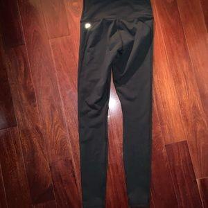 Fila Pants - Fila Women's Black Leggings